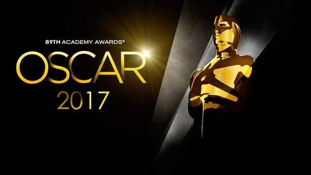 """Усі номінанти """"Оскар-2017"""""""