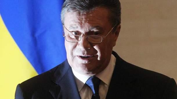 Янукович обвинил своё окружение в разгоне Майдана
