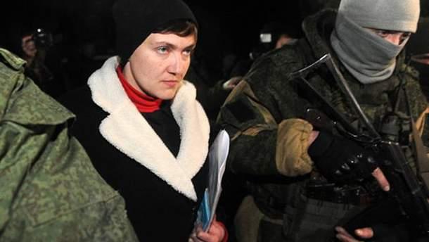 З Надією Савченко укотре хоче порозмовляти СБУ