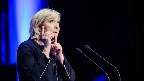 Марин Ле Пен вряд ли станет президентом Франции