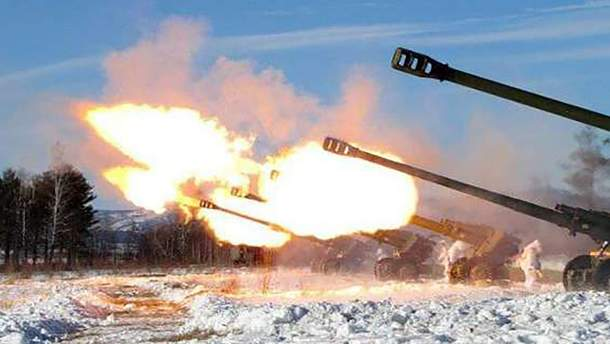 Бойовики обстріляли околиці Авдіївки