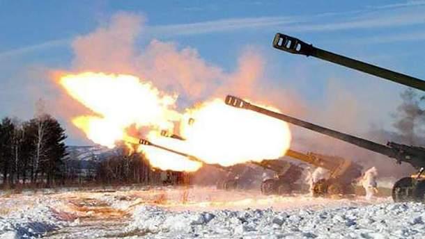 Боевики обстреляли окраины Авдеевки