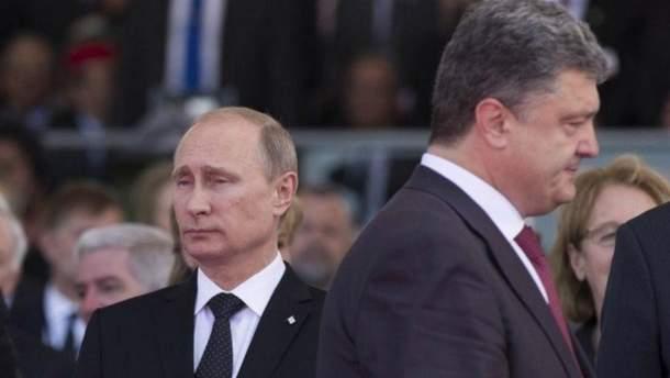 Як Петру Порошенку змусити Володимира Путіна зупинитися?