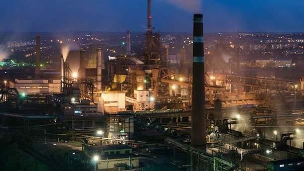 Зупинився Донецький металургійний завод