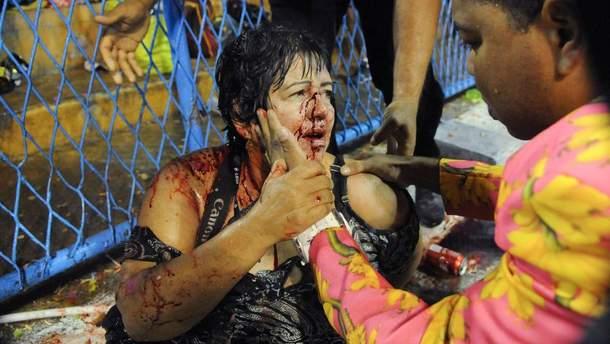 Трагедия на бразильском карнавале