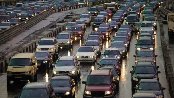 Автомобілі в Києві