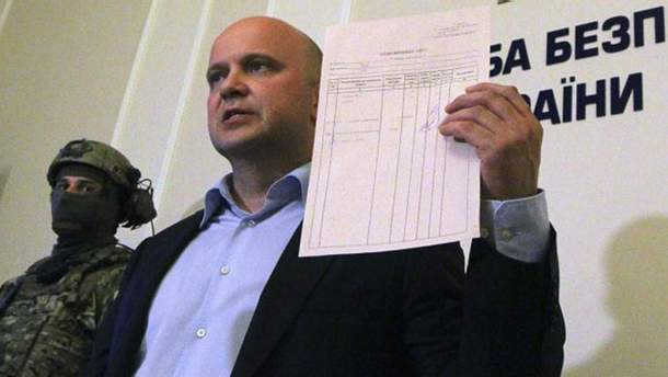 Радник голови Служби безпеки України Юрій Тандіт