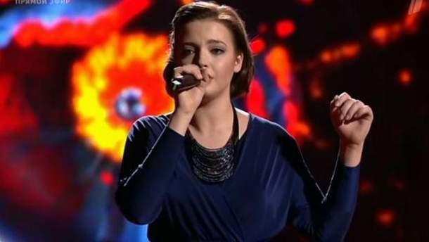 Вероятно представительница России на Евровидении-2017 Дарья Антонюк