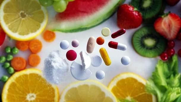 Весной многим не хватает витаминов