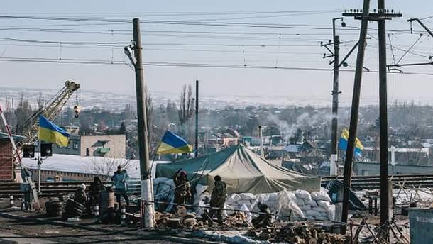 Блокировщики Донбасса считают сегодняшнюю схватку провокацией МВД