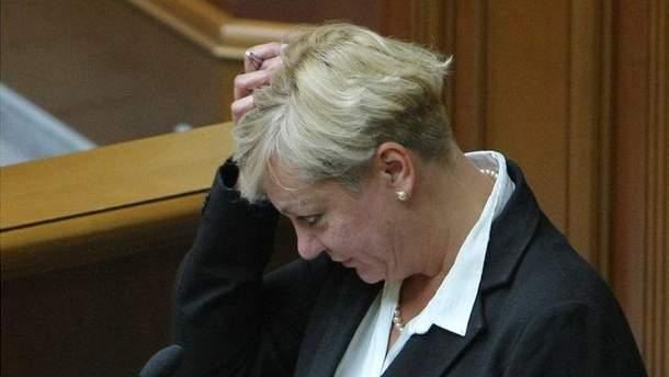 Валерия Гонтарева хочет уволиться?