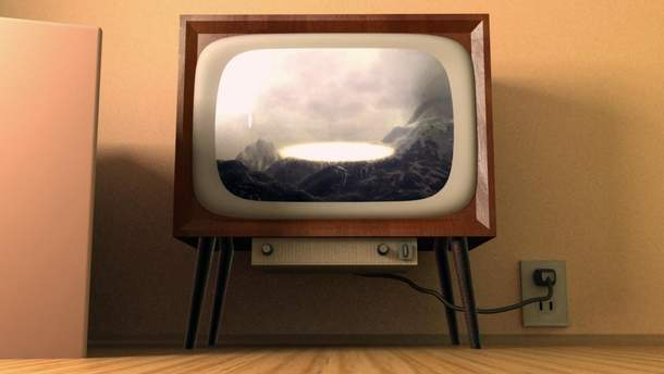 Вибухнув старий телевізор