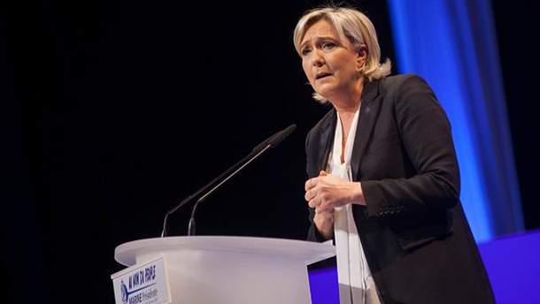Марин Ле Пен потеряла неприкосновенность