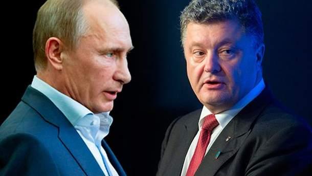 Росія теж підтвердила розмови Порошенка з Путіним