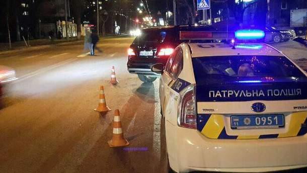 На місці аварії працювала поліція та оперативно-слідча група