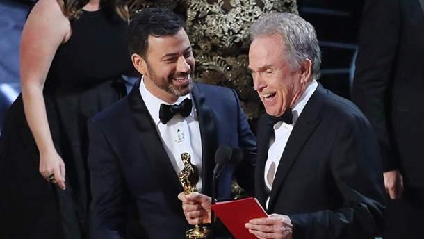 "Скандал на ""Оскар"""