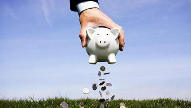 Від України вимагають зменшити відсотки по депозитах