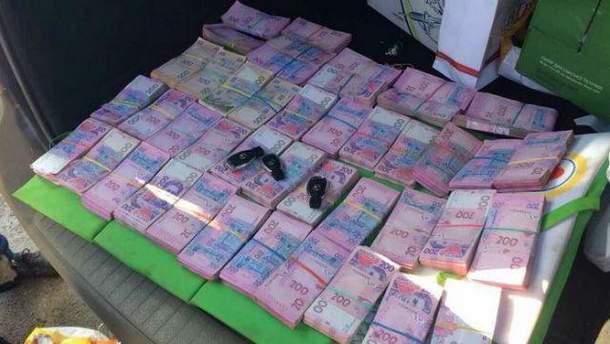 СБУ изъяла более 3 миллионов гривен