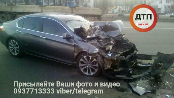 Наслідки нічних перегонів у Києві