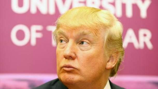 Чи знає Трамп, що роблять в нього за спиною?