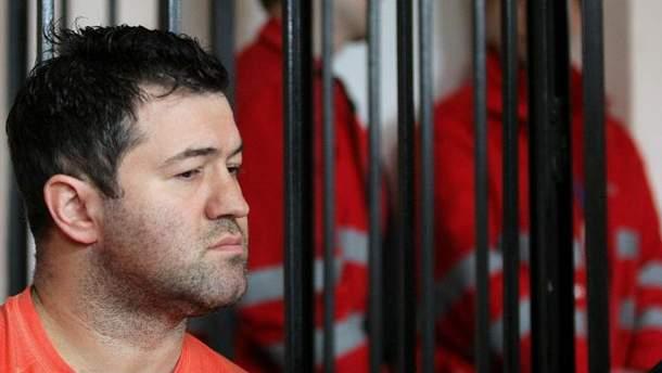 Роман Насіров залі суду
