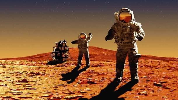 Колонізація Марсу
