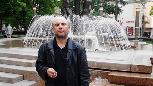 Андрей Захтей отказался от гражданства РФ