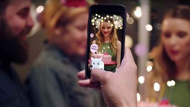 Messenger Day является аналогом функции в Snapchat