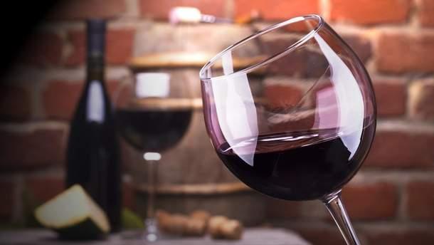 Красное вино останавливает старение