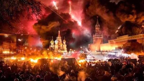Будущее России – протесты и раскол