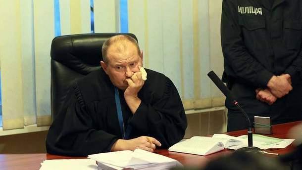 Николай Чаус попросил политического убежища в Молдове