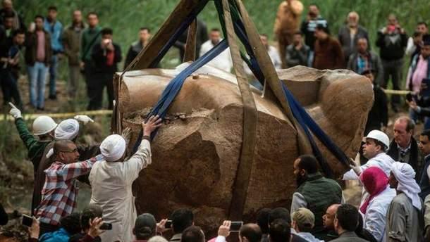 Старовинна скульптура в Єгипті