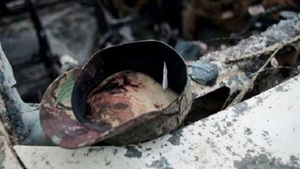 Погибли четверо украинских бойцов