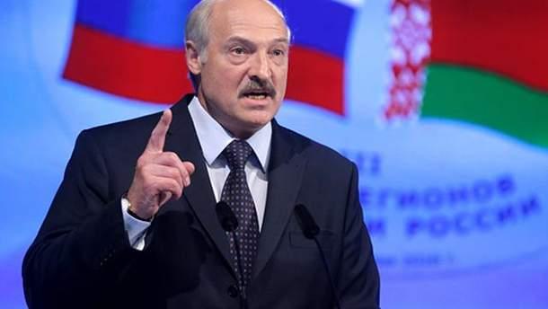 Лукашенко стверджує, що затримані бойовики тренувалися в українських таборах