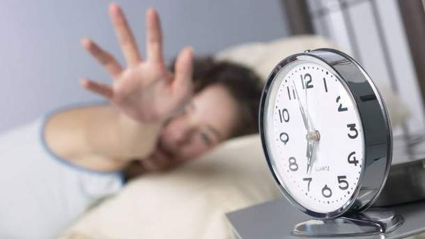 Перехід на літній час: головне – висипатись