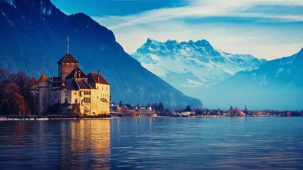 Швейцарія названа кращою країною