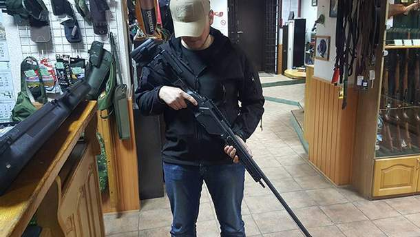 Винтовку Mannlicher передали снайперам ВДВ Украины
