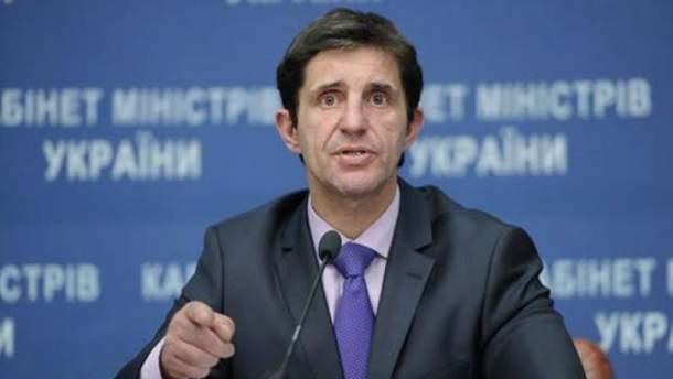 Шкиряк одобряет запрет въезда Самойловой
