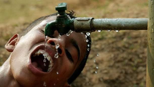 Вода стане дефіцитною до  2040 року