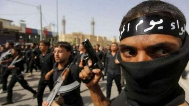 """Терористи """"Ісламської держави"""""""