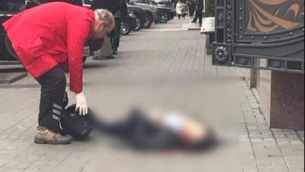 Убитий Вороненков