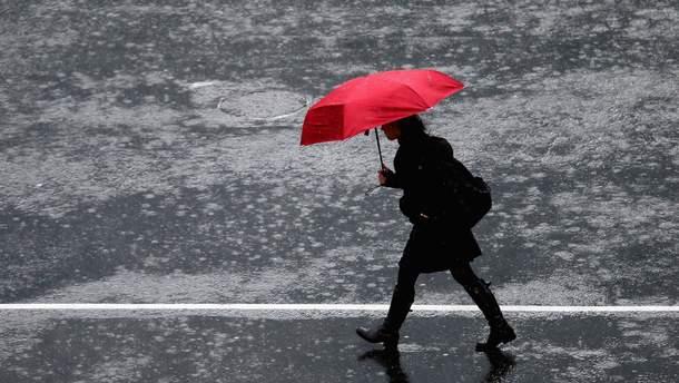 В Україні дощитиме