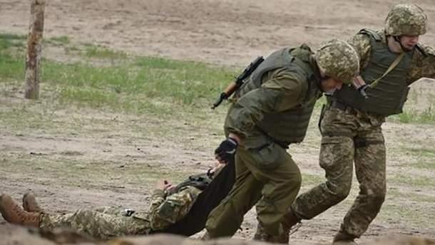 Украина в очередной раз несет потери на Донбассе