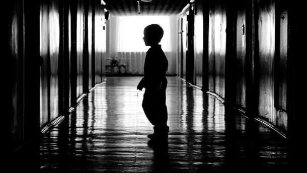 Дитячі смерті на Донеччині