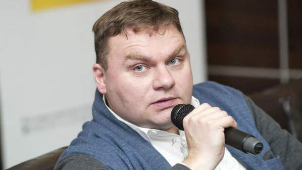 Журналіст Олександр Плющев