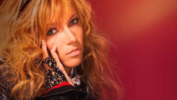 Російська співачка Юлія Самойлова