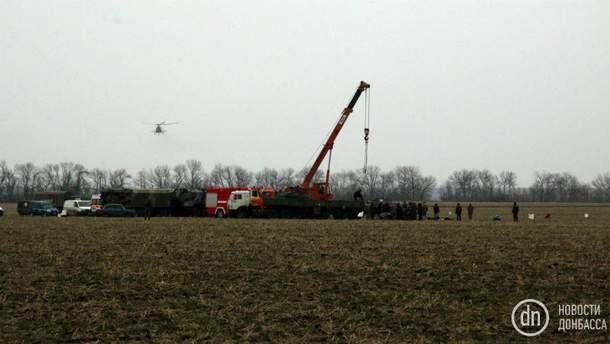Катастрофа Ми-2