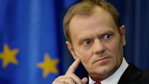 Выборы Туска президентом Евросовета сфальсифицированы