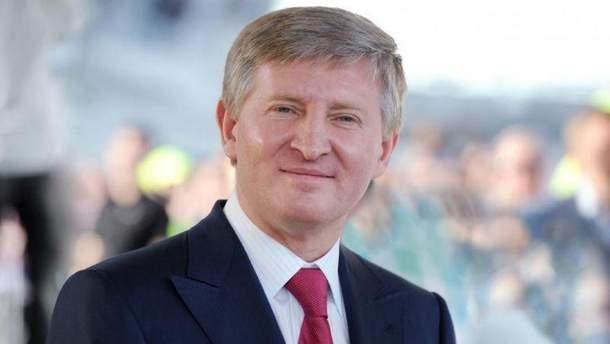 Ринат Ахметов поднялся в рейтинге Forbes