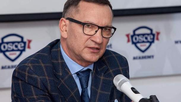 Микола Дорошенко